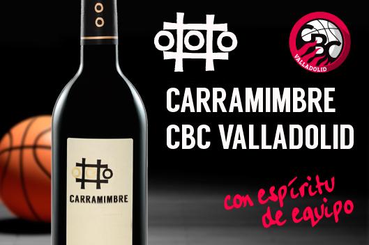 Carramimbre, nuevo Sponsor principal del CBC Valladolid